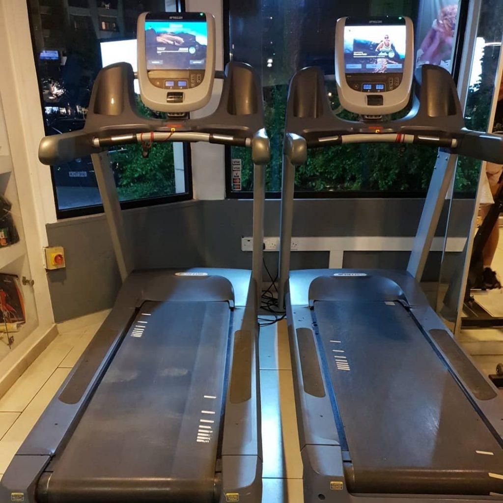 precor treadmill 3